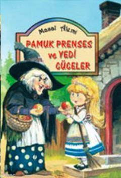 Pamuk Prenses Ve Yedi Cüceler (Ciltli)