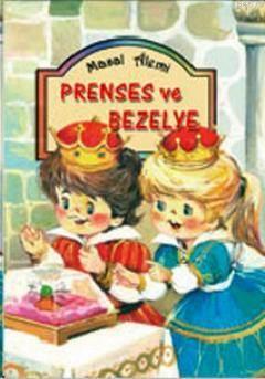 Prenses Ve Bezelye (Ciltli)