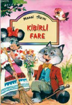 Kibirli Fare (Ciltli)