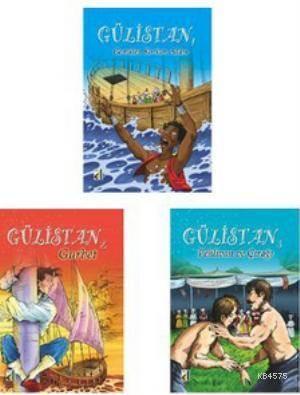 Gülistan 3 Kitap Takım; 6-7-8. Sınıflar İçin