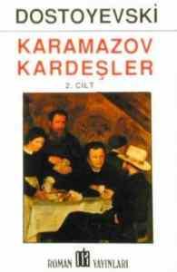 Karamazov Kardeşler 2 Cilt Takım