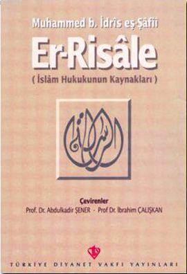 Er-Risale; İslam Hukukunun Kaynakları