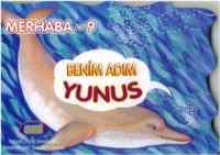Benim Adım Yunus