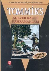 Tommiks Altın Sayı Cilt 2