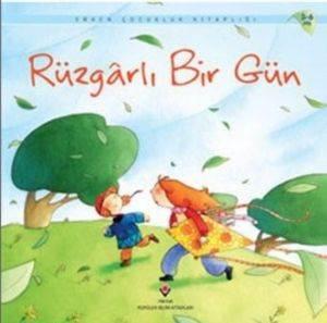 Erken Çocukluk Kitaplığı: Rüzgarlı Bir Gün (3-6 yaş)
