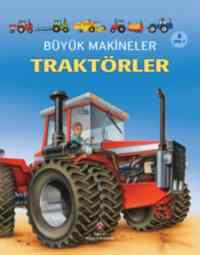 Büyük Makineler Traktörler