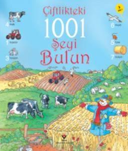 Çiftlikteki 1001 Şeyi Bulun