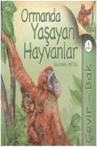 Çevir Bak Ormanda Yaşayan Hayvanlar