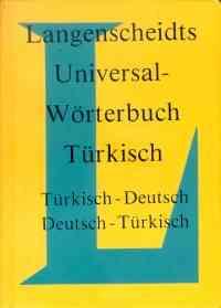 L Almanca-Türkçe Cep Sözlüğü