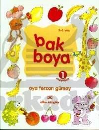 Bak Boya / Meyveler 1