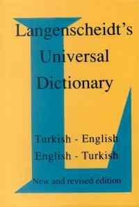L İngilizce Türkçe Cep Sözlüğü