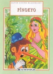 Altın Çocuk Klasikleri Pinokyo