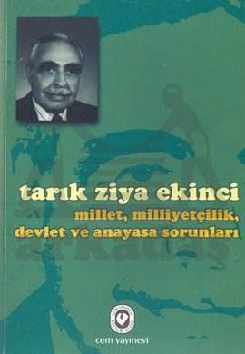 Millet, Milliyetçilik, Devlet Ve Anayasa Sorunlari