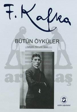 Bütün Öyküler – Ciltli / Kafka