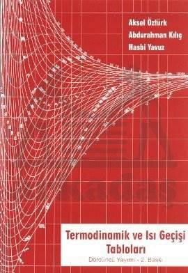 Termodinamik ve Isı Geçişi Tabloları