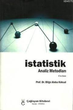 İstatistik - Analiz Metodları