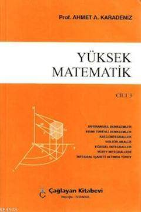 Yüksek Matematik Cilt: 3