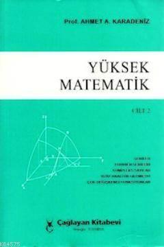 Yüksek Matematik Cilt: 2