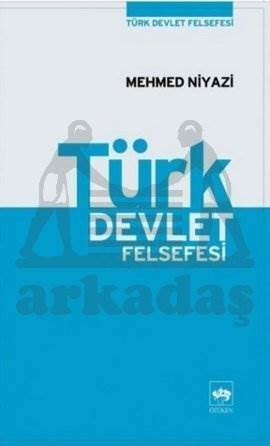 Türk Devlet Felsefesi