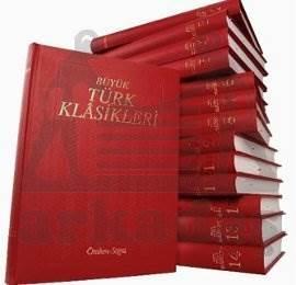 Büyük Türk Klasikleri / 14 Cilt (Takım)
