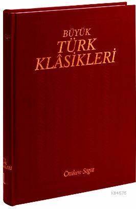 Büyük Türk Klasikleri / 8. Cilt