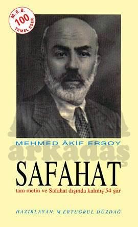 Safahat,  1. Hamur