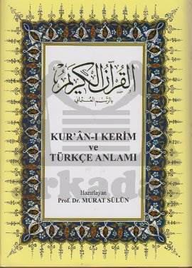 Kuran-ı Kerim ve Türkçe Anlamı