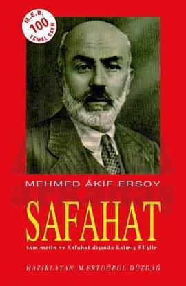 Safahat, 3. Hamur     ( 12 X 18,5 )