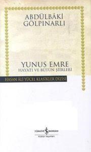 Yunus Emre Hayatı ve Bütün Şiirleri (karton kapak)
