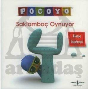Pocoyo Saklambaç Oynuyor