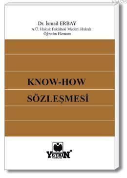 Know-How Sözleşmesi