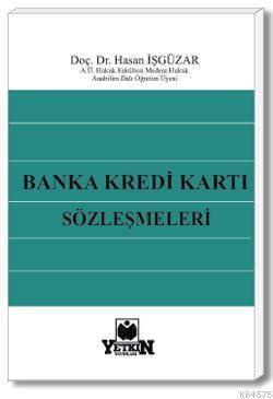 Banka Kredi Kartı Sözleşmeleri