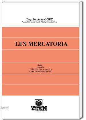 Lex Mercatorıa