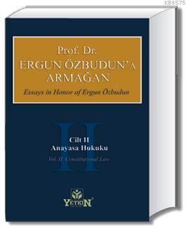 Prof. Dr. Ergun Özbudun'a Armağan