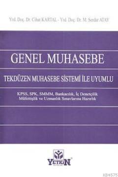 Genel Muhasebe - Tekdüzen Muhasebe Sistemi ile Uyumlu