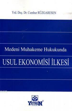 Usul Ekonomisi İlkesi