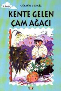 Tomurcuk Kitaplar-Kente Gelen Çam Ağacı