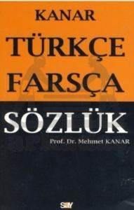Kanar Türkçe - Farsça Sözlük
