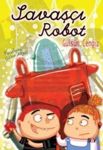 Savaşçı Robot - El Yazısı