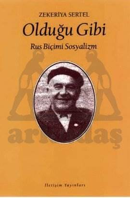 Olduğu Gibi / Rus Biçimi Sosyalizm