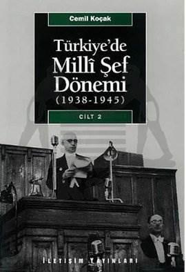Türkiye'de Milli Şef Dönemi Cilt 2, (1938-1945)