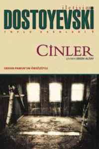 Cinler Toplu Eserleri 1 Dostoyevski