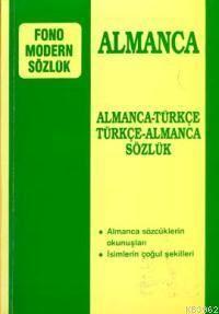 Almanca Modern Sözlük (Alm./Türk. - Türk./Alm.)