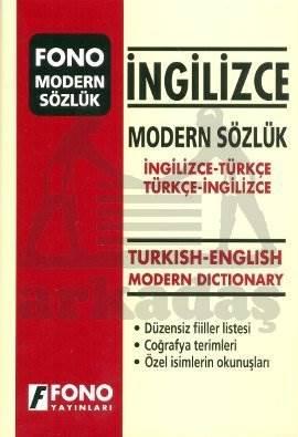 İngilizce Modern Sözlük (İng./Türk. - Türk./İng.)