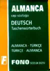 Almanca / Türkçe - Türkçe / Almanca-Cep Sözlük