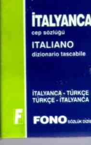 İtalyanca / Türkçe - Türkçe / İtalyanca