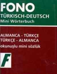 Almanca / Türkçe - Türkçe / Almanca-Mini Sözlük