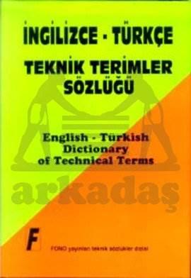 Ingilizce / Türkçe Teknik Terimler Sözlüğü