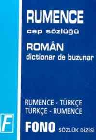 Rumence / Türkçe - Türkçe / Rumence