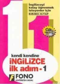 İngilizce İlk Adım - 1 (2 CD'li)